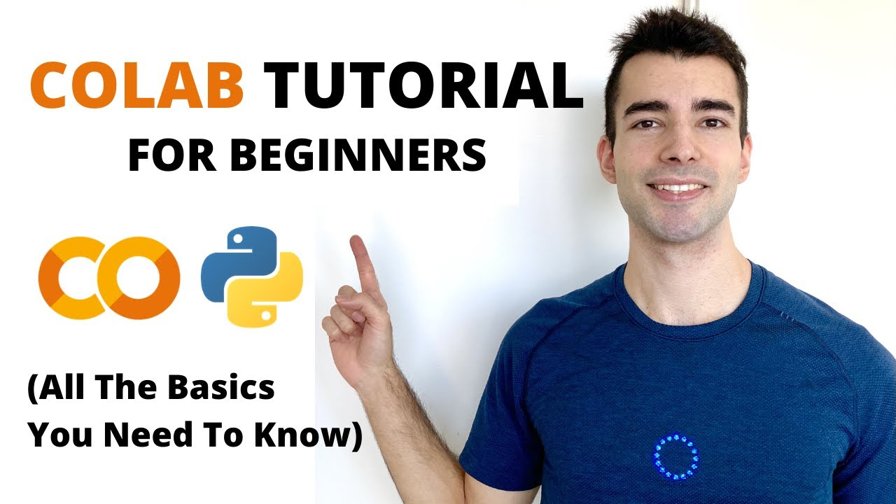 Download Google Colab Tutorial for Beginners | Get Started with Google Colab