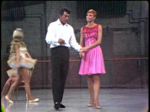 Dean Martin & Juliet Prowse - Cheek to Cheek