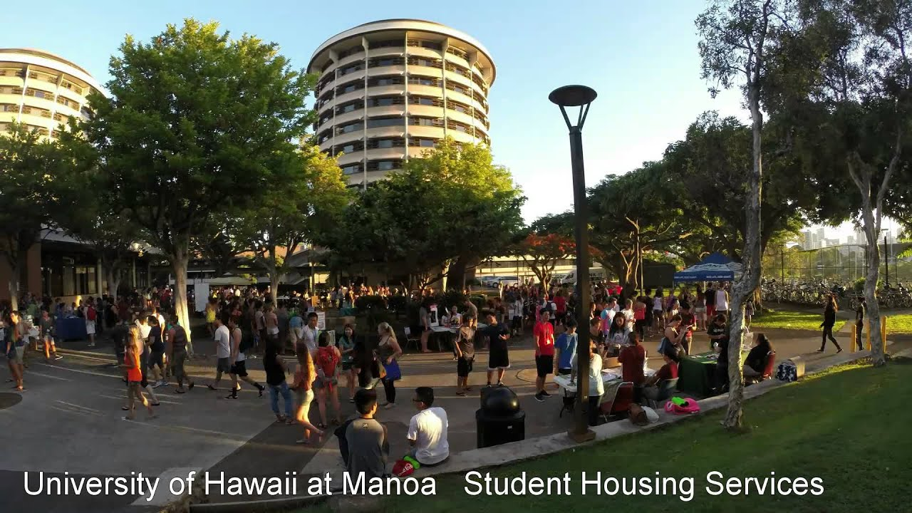University of Hawaii at Manoa Student Housing Warrior ...