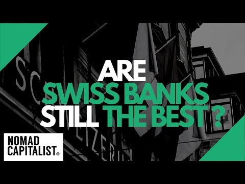 Are Swiss Banks Still the Best in the World?