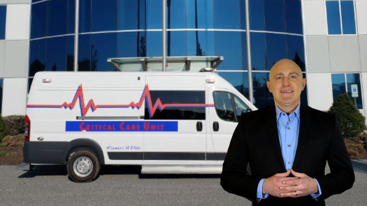 Pioneer Type 2 Elite Ambulance