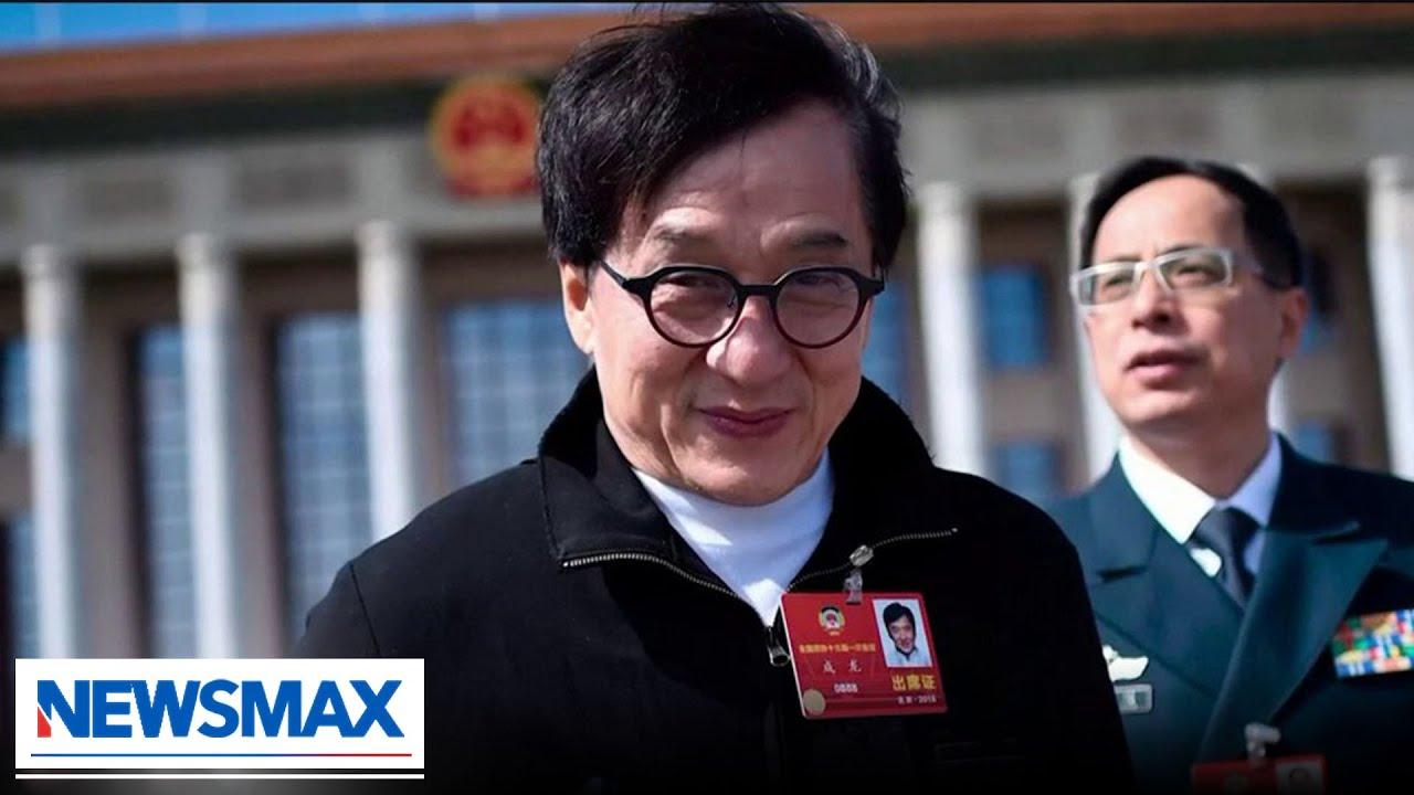 Download Jackie Chan wants to be a Communist | Gordon Chang | John Bachman Now