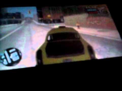 gta liberty city storie conduire avec une voiture exploser youtube. Black Bedroom Furniture Sets. Home Design Ideas
