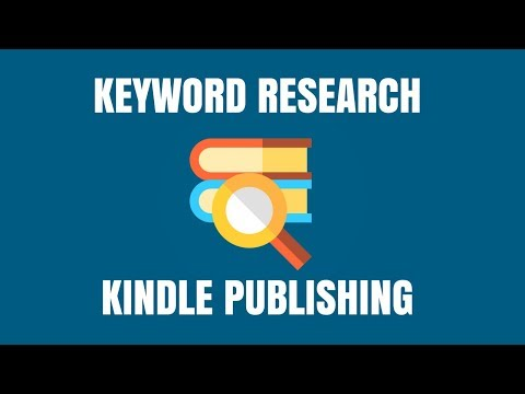 Passive Income: Kindle & Self Publishing Tutorial - Keyword Research