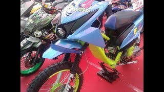 Download Video Kontes Motor Beat Modifikasi Trail Adventure Touring Style MP3 3GP MP4