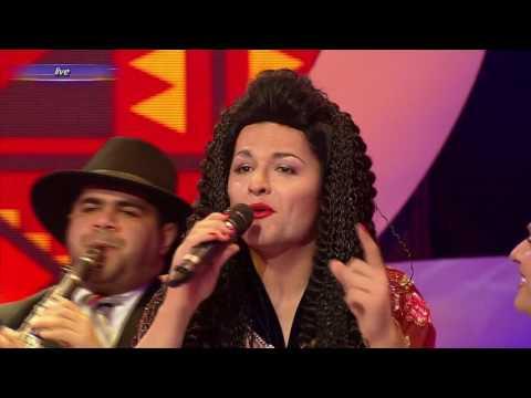 Spectacol pe scena Te cunosc de undeva alaturi de Liviu Varciu si Taraful Silvian Voicu