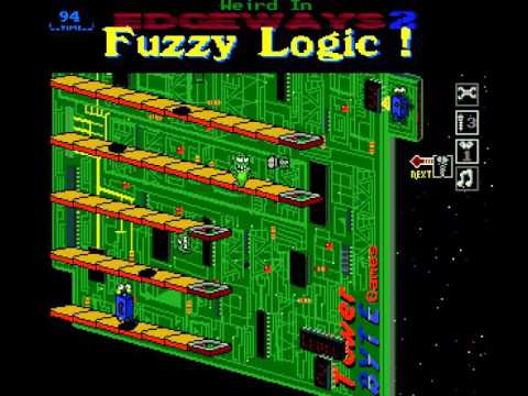 Amiga Game: Fuzzy Logic
