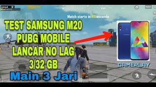 TEST Main PUBG Di Samsung M20 - Apakah Layak buat Game Pubg mobile 2019
