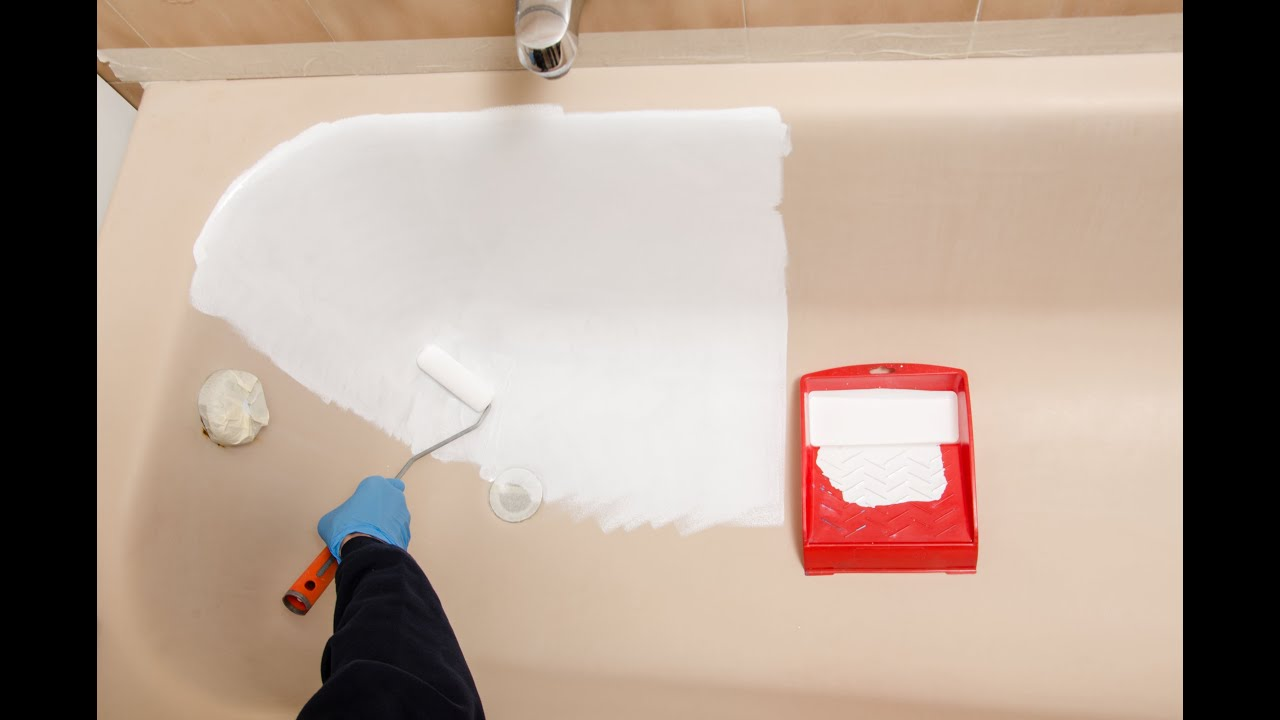 Vasca Da Bagno Dipingere : Verniciare la vasca da bagno ridare smalto smaltare pitturare