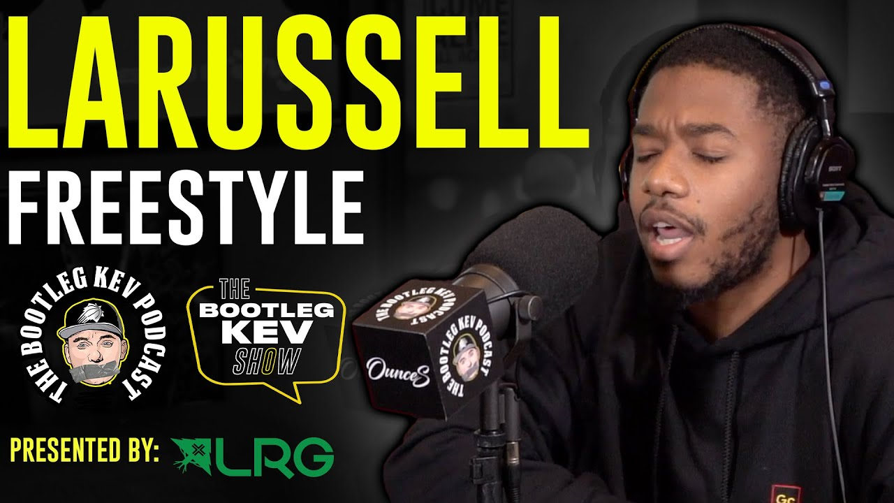 LaRussell Comes Through Representing Vallejo w/ a FIRE Freestyle