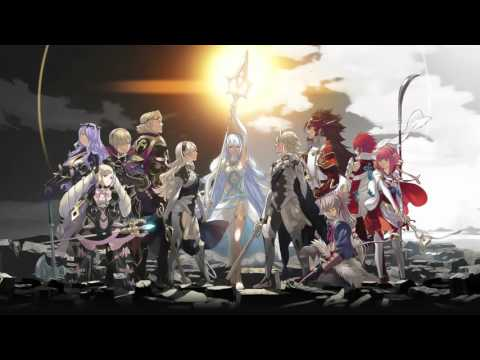 Fire Emblem: Fates - End of All (Sky, Land, and Below rotation)