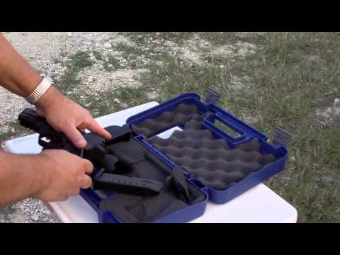 Smith & Wesson M&P 40 Shooting Review Pt 1