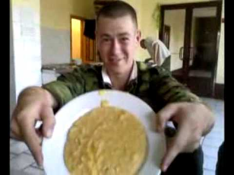 армейская еда