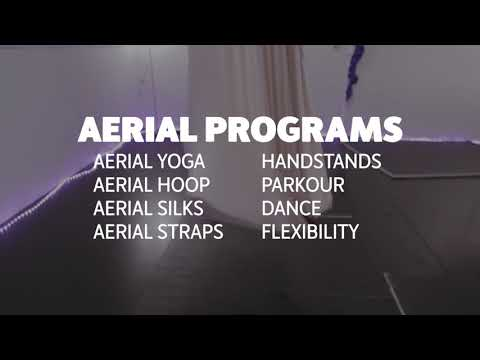 Academy of aerial fitness of El Paso