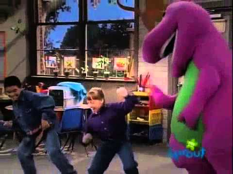 Barney & Friends: Our Furry Feathered Fishy Friends (Season 3, Episode 11)