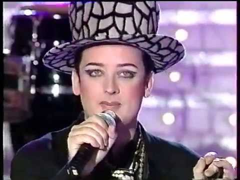 Boy George Do You Really Want To Hurt Me 1999 Youtube