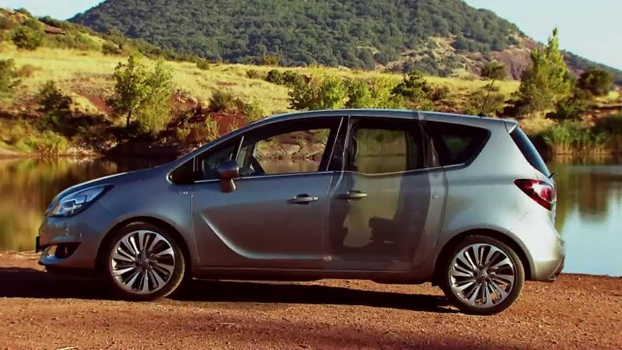 Opel meriva 2014 youtube opel meriva 2014 publicscrutiny Gallery