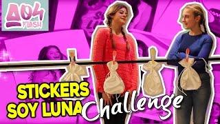 Stickers Soy Luna Challenge  ambrina04 flash 