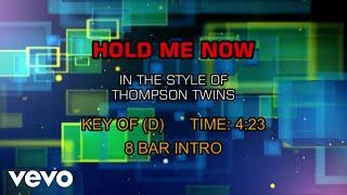 Thompson Twins - Hold Me Now (Karaoke)