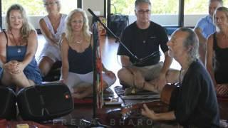 Deva Premal & Miten with Manose, at Blue Spirit in Costa Rica - Nandana Gopala, Password