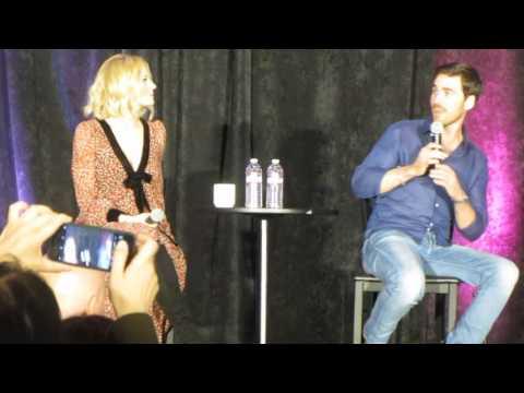 OUAT San Francisco 2017 Colin O'Donoghue and Jennifer Morrison Regular Panel (Part 2)