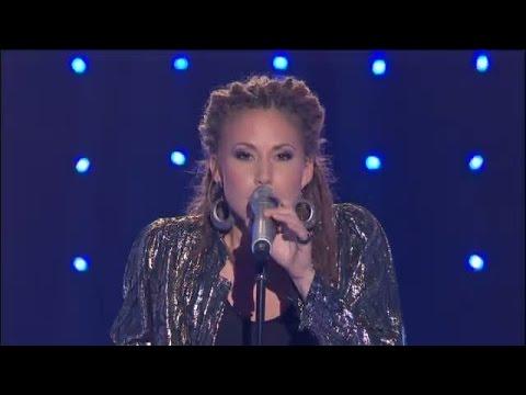 Mariette Hansson - When Tomorrow Comes - Idol Sverige (TV4)