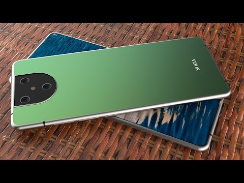 NOKIA Aurora 2020 With 248MP Camera, Price, Launch Date, Specs, Features, Leaks, Concept, Trailer