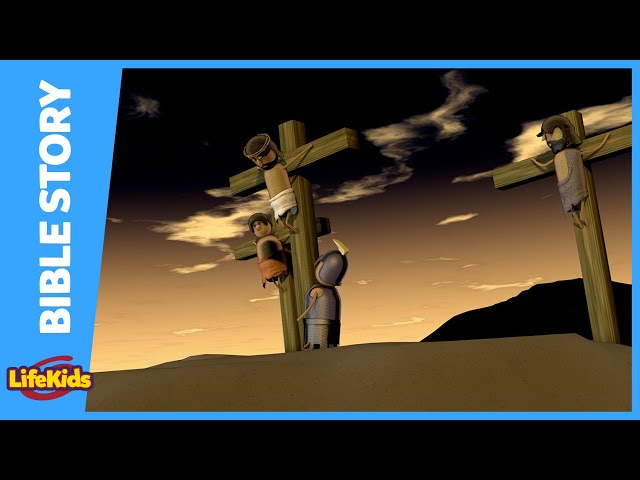Easter Song: Jesus Gave It All   KIDS MUSIC VIDEO   Bible Story   LifeKids