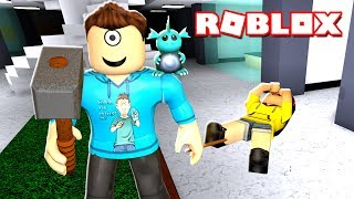 FASTEST GAME EVER! | Roblox Flee the Facility w/ Lastic! | MicroGuardian
