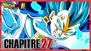 VEGETA CONTRE BEERUS ?! LE POINT FAIBLE À SURPASSER ! DRAGON BALL SUPER CHAPITRE 27 - DBREVIEW