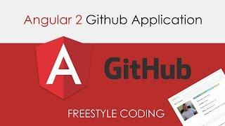angular 2 github application rc6 update
