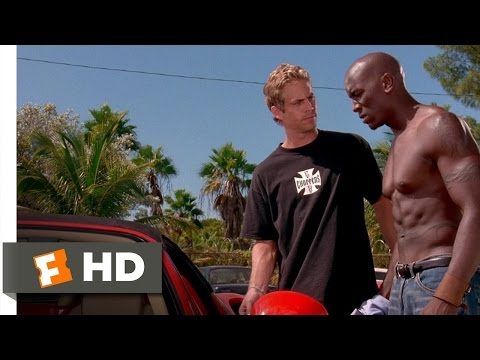 2 Fast 2 Furious (2003) - Snatching the Package Scene (4/9) | Movieclips