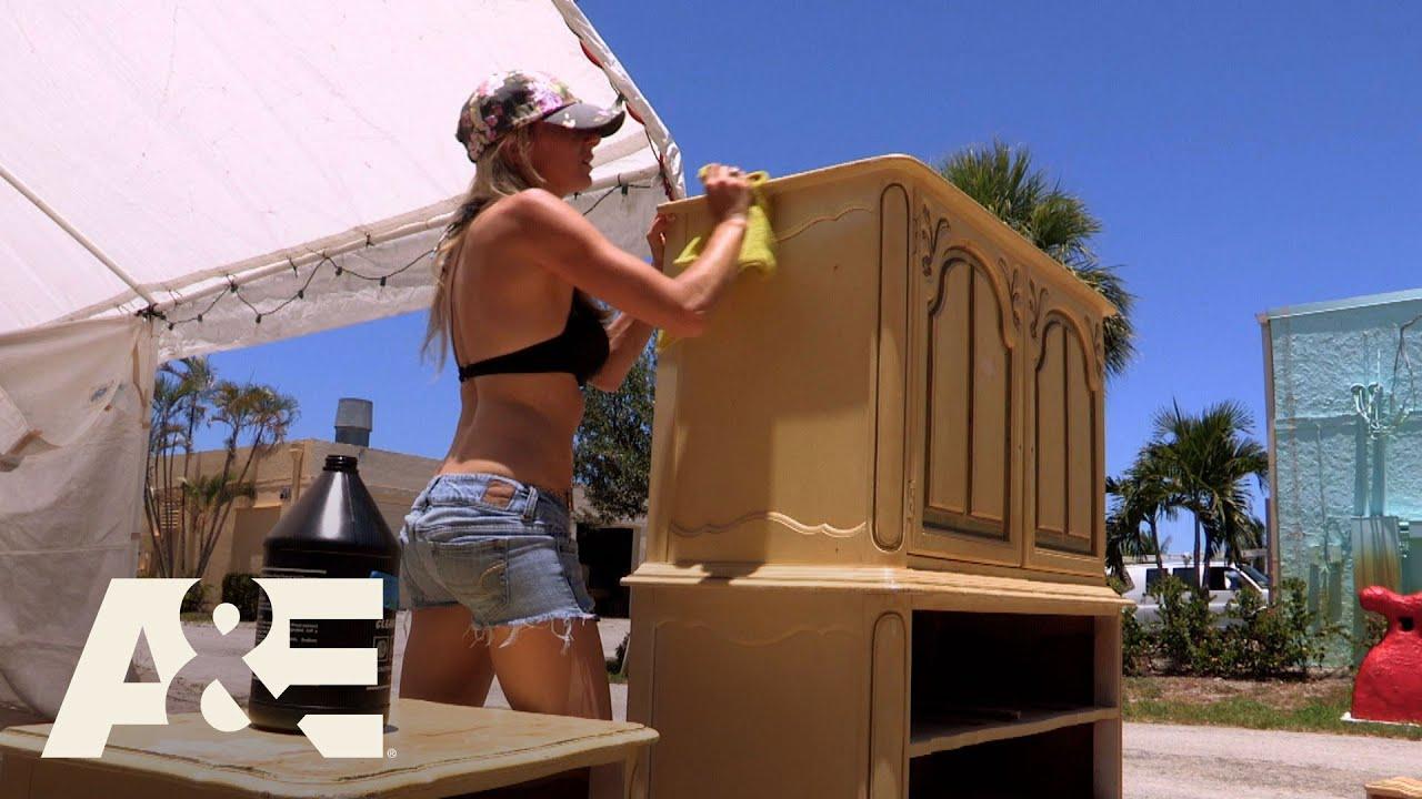 Wars bikini storage Storage Wars: