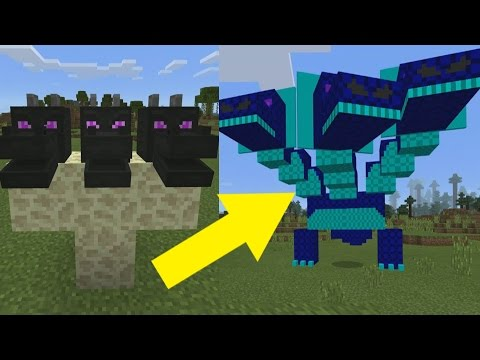 Thumbnail: IF HYDRA DRAGON BOSS EXISTED IN MINECRAFT!