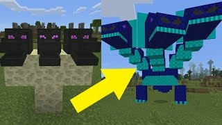 IF HYDRA DRAGON BOSS EXISTED IN MINECRAFT!