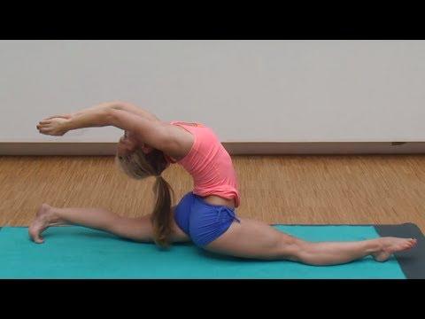 Kino Astanga Yoga Demonstation at Delight Yoga Amsterdam - Teaser