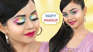 Challenge QUEEN - New Year Makeup | Step By Step Tutorial | Episode 7 | DIYQueen
