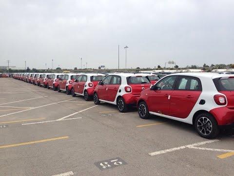 Cuantos Smart! - Muy pronto en Car Wrapping by Pronto Rotulo since 1993