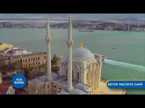 Kuş Bakışı | Büyük Mecidiye Camii