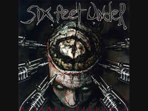 Six Feet Under -  War Machine with Lyrics