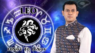 Leo weekly horoscope 10 November To 16 November