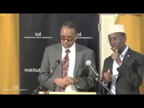 Sharif Sheid Ahmed (Former President of Somalia)