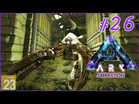 ARK Aberration » Krabbe / Karkinos easy zähmen! « #26 [Let's Play/Deutsch] Aberration DLC