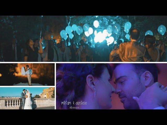 ♥♥ Miriam+Daniele ♥♥ wedding trailer