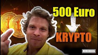 Wie mit 500 Euro in Kryptowährungen investieren für maximale Resultate?