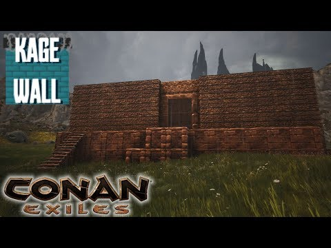 STARTING THE MAIN BASE | Conan Exiles | Let's Play Multiplayer Gameplay | S03E07