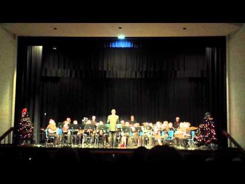 Eastern Hancock High School Band Holiday Program(2)