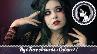Ma participation au premier défi des Nyx Face Awards ! Un make-up s...