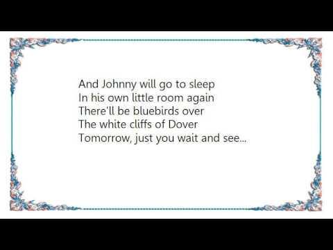 White cliff of dover lyrics