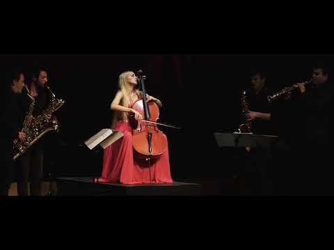 Margarita Balanas & SIGNUM saxophone quartet : Piazzolla Le Grand Tango